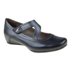 Women's Earthies Zalea Mary Jane Black Calf Leather