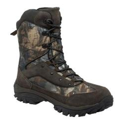 Men's AdTec 9619 11in Camo Boot Dark Green Leather/Realtree®