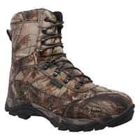 Men's AdTec 9638 10in Waterproof Realtree 800G Camo Boot Tan Fabric/Realtree®