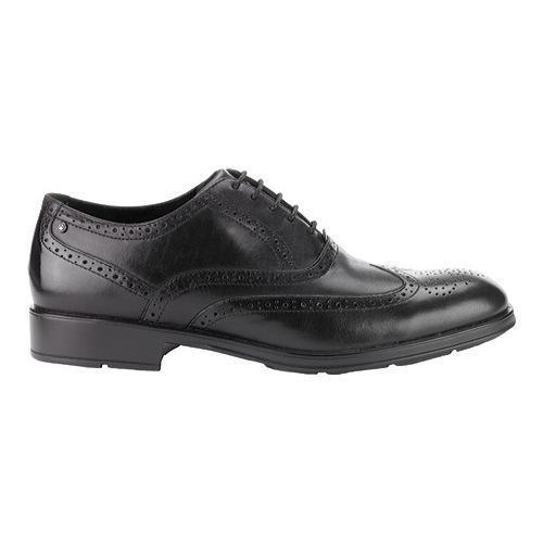 Men's Rockport Almartin Black Full Grain Leather - Thumbnail 1