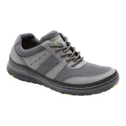 Men's Rockport Activflex Sport Mesh Mudguard Grey Leather