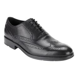 Men's Rockport Almartin Black Full Grain Leather