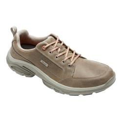 Mens Rockport Weather Adventure Waterproof Blucher Oxford Grey Leather