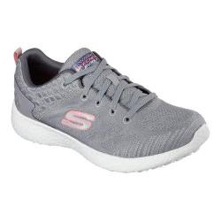 Women's Skechers Energy Burst Training Shoe Gray