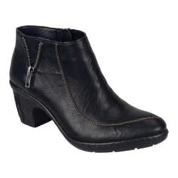 Women's Rieker-Antistress 50253 Ankle Boot Black