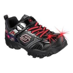 Children's Skechers Star Wars Damager III Hypernova Sneaker Black/Red
