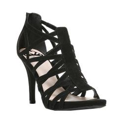 Women's Fergalicious Hattie Sandal Black Mesh