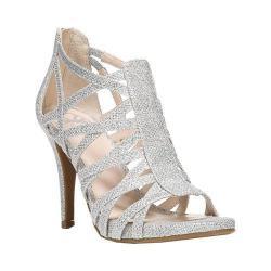 Women's Fergalicious Hattie Sandal Silver Mesh