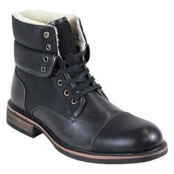 Men's Arider Albert-04 Ankle Boot Black PU
