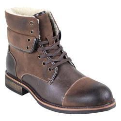 Men's Arider Albert-04 Ankle Boot Brown PU