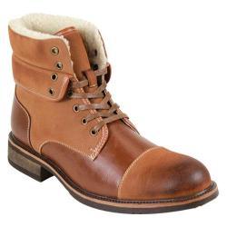 Men's Arider Albert-04 Ankle Boot Light Brown PU