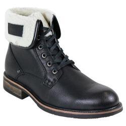 Men's Arider Albert-05 Ankle Boot Black PU