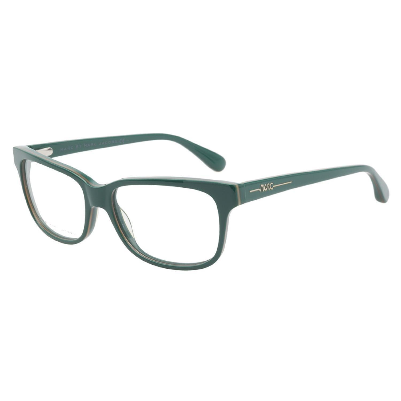 b555b2f111 Shop Marc by Marc Jacobs MMJ 425-N 3Z1 Green Prescription Eyeglasses ...
