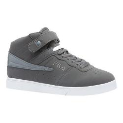 Men's Fila Vulc 13 Pewter/Metallic Silver/White
