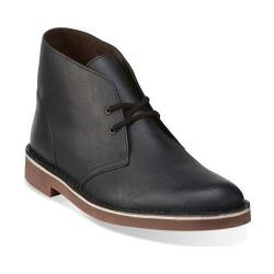 Men's Clarks Bushacre 2 Black Leather