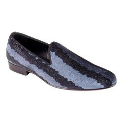 Men's Giovanni Marquez 6301 Lupin Slip-On Grey Leather