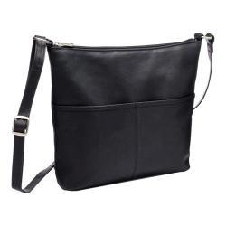 Women's LeDonne Carefree Top Zip LD-9870 Black