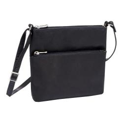 Women's LeDonne Ursula Crossbody LD-9862 Black