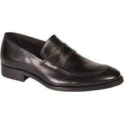 Men's Bacco Bucci 7917-20 Loafer Black Calfskin