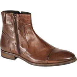 Men's Bacco Bucci 7918-20 Ankle Boot Tan Calfskin