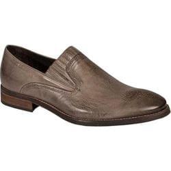 Men's Bacco Bucci Cork Slip-On Grey Calfskin