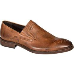 Men's Bacco Bucci Cork Slip-On Tan Calfskin
