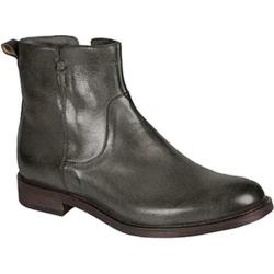 Men's Bacco Bucci Graz Ankle Boot Grey Calfskin