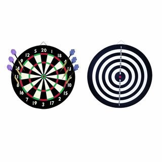 Franklin Sports Paper Dartboard