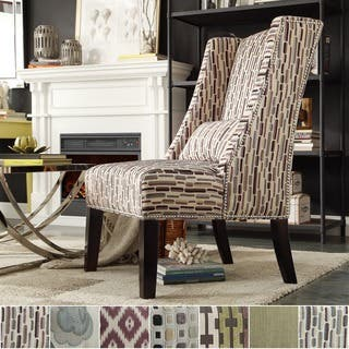 Dorchester Wingback Nail Head Accent Chair https://ak1.ostkcdn.com/images/products/9600404/P16785850.jpg?impolicy=medium