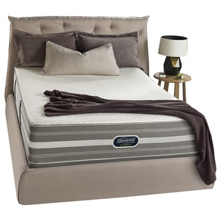 Beautyrest Hybrid Sands Street Ultimate Plush Cal King-size Mattress Set