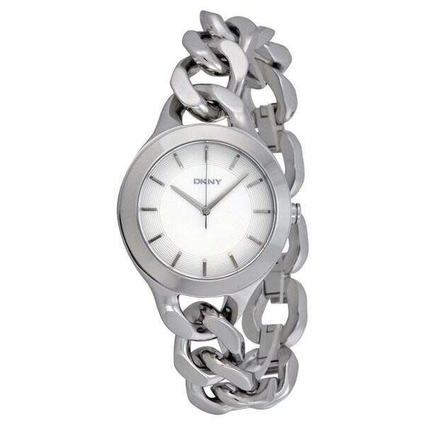 df9d9e28e51 Shop DKNY Women s  Chambers  Twisted Bracelet Watch - Free Shipping ...