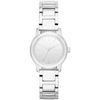 DKNY Women's NY2180 'Tompkins' Silvertone Watch
