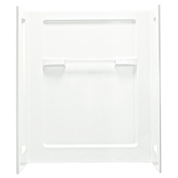 Sterling Advantage 3-piece Tongue and Groove Shower Wall Set ...