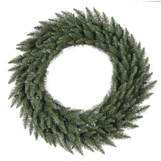 48-inch Camdon Fir Wreath 330 Tips