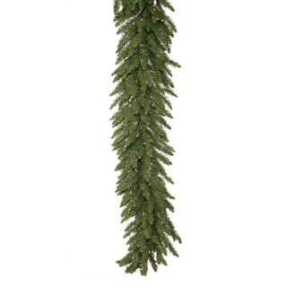 50-foot x 14-inch Camdon Garland Dura-Lit with 550 Clear Lights