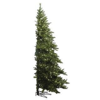 6.5' Space Saver Half Pine Artificial ChristmasTree