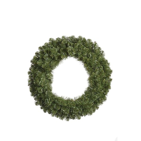 "48"" Grand Teton Artificial Christmas Wreath - Unlit"