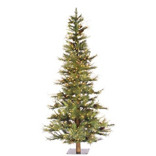 6-foot x 41-inch 450 Clear Lights 741 Tips Ashland Dura-Lit Holiday Tree