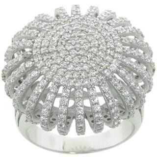 Eternally Haute 3.5 Carat TW Pave Ottoman Cocktail Ring