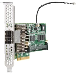 HP Smart Array P441/4GB FBWC 12Gb 2-ports Ext SAS Controller