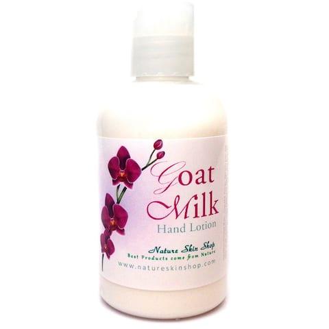 Handmade Goat Milk Shea Hand and Body Lotion