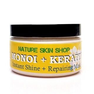 Monoi + Keratin Instant Shine and Repairing Mask