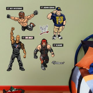 Fathead Jr. WWE Kids Collection Wall Decals