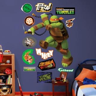 Fathead Teenage Mutant Ninja Turtles High Five Wall Decals