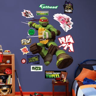 Fathead Raphael Teenage Mutant Ninja Turtles Wall Decals