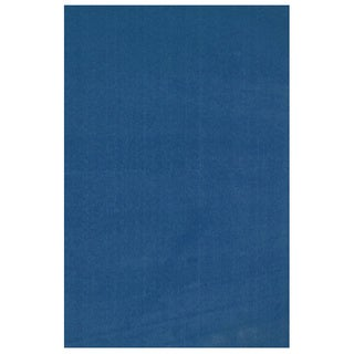 Solid Blue Area Rug (3'3 x 4'8)
