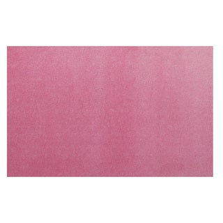 Solid Pink Area Area Rug (3'3 x 4'8)