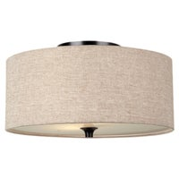 Polished Flush Mount Lighting