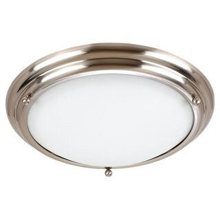 Three-light Centra Ceiling Fixture