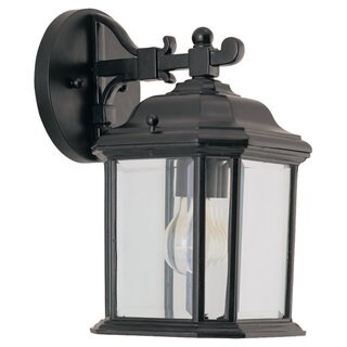Single-light Kent Outdoor Wall Lantern Fixture
